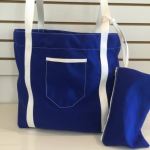 M Beach 1 Pocket Blue-marin