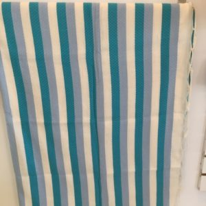 Fouta 4 Green With Strips