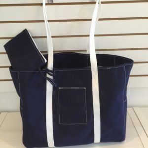 G Baech Bag 4 Pockets Dark Blue
