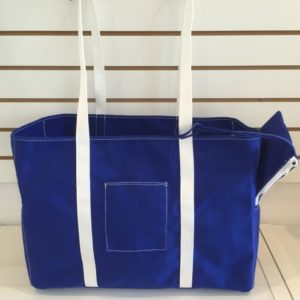 G Beach Bag 4 Pockets Blue
