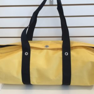 Polochon Canvas Bag Yellow
