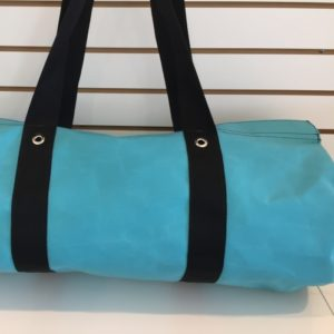Polochon Canvas Bag Blue