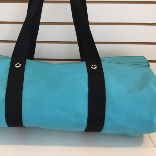 P Sunnyland Canvas Blue Bag Polochon 45