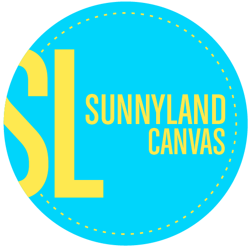 Sunnyland Canvas